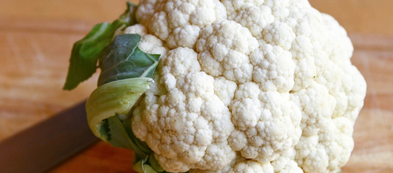 What Can I Do With Cauliflower?