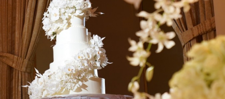 Summer Wedding Cake Trends from Duet